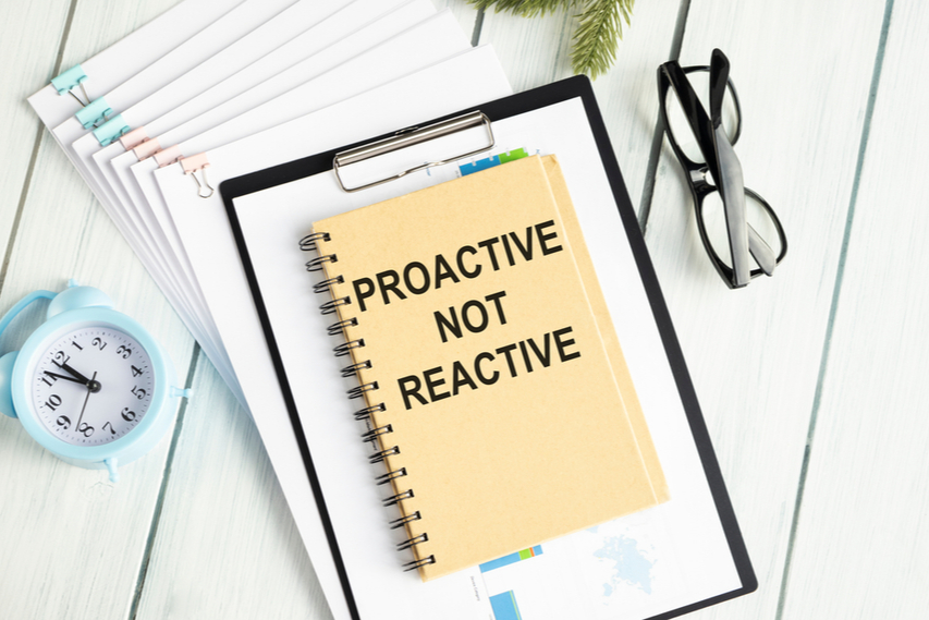 Reactive IT Support Approach